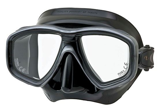 маски с диоптриями Tusa Geminus (M-28)