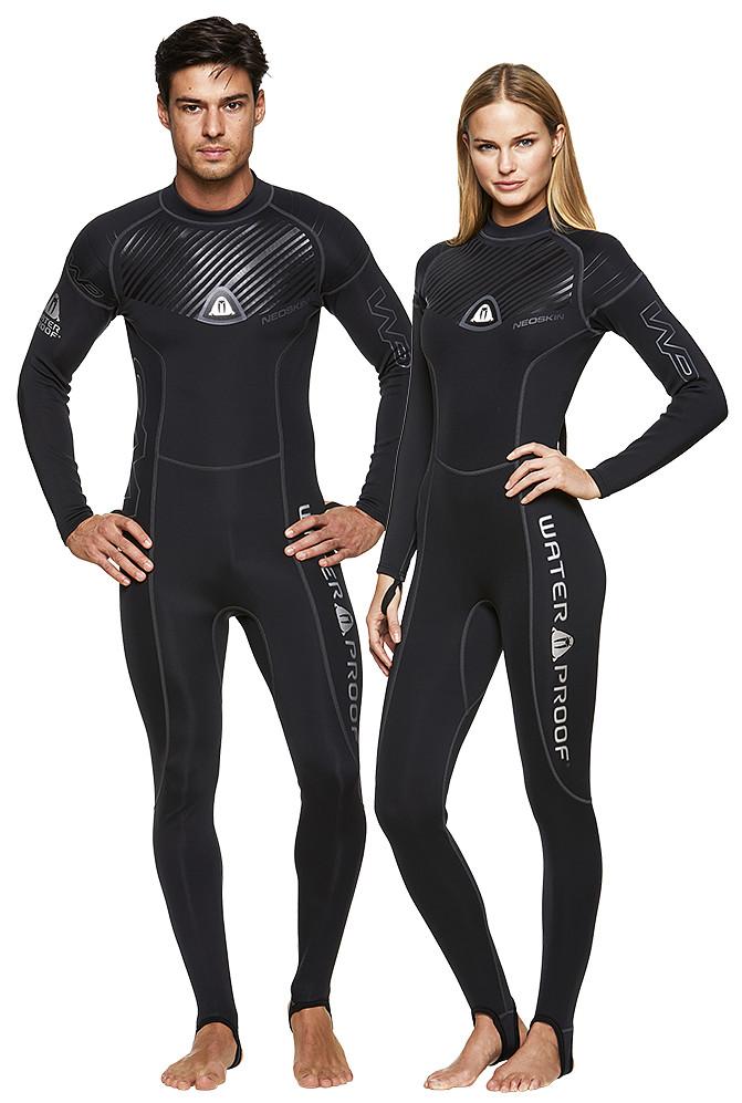 лучшие костюмы для фридайвинга waterproof neoskin