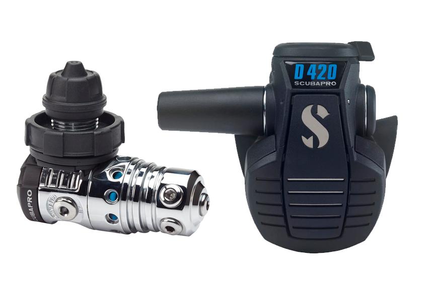 регулятор scubapro MK25 EVO / G420