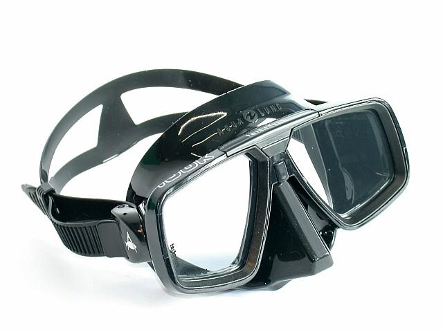 маски с диоптриями Aqualung look