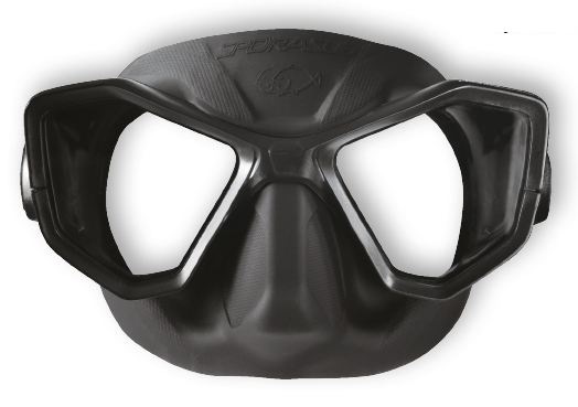маска для фридайвинга Sporasub Butterfly
