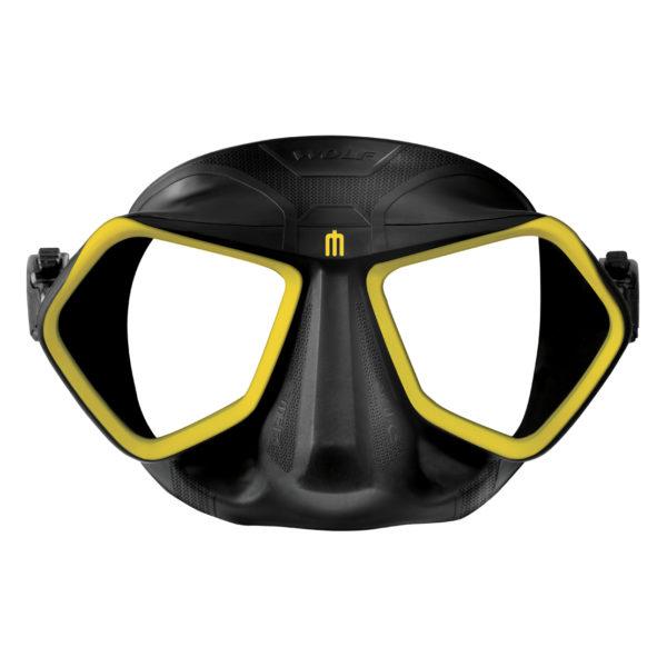 маска для фридайвинга OMER Wolf новинки снаряжения 2020
